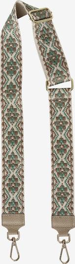 Emma & Kelly Tragegurt für Taschen in taupe / grün, Produktansicht