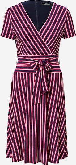 Lauren Ralph Lauren Kleid 'ALAKE' in navy / pink / weiß, Produktansicht