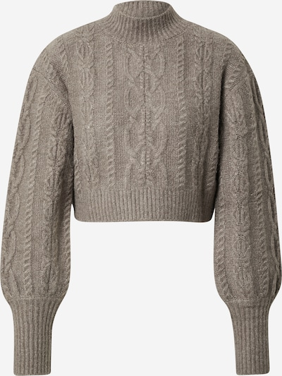 NA-KD Pullover in taupe, Produktansicht