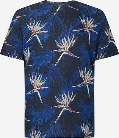 Jack & Jones Plus Tričko - béžová / modrá / královská modrá / červená, Produkt