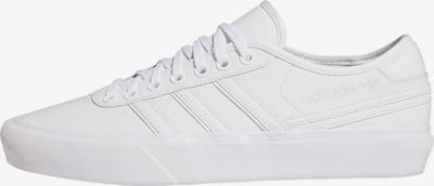 ADIDAS ORIGINALS Zemie brīvā laika apavi 'Delpala', krāsa - balts, Preces skats