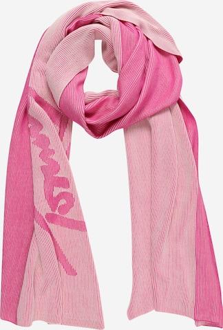 Écharpe Tommy Jeans en rose