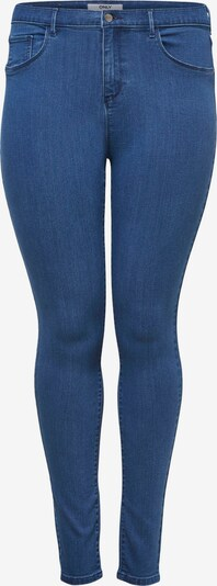 ONLY Carmakoma Jeans 'Carstorm push up hw sk mbd noos' in Blue denim, Item view