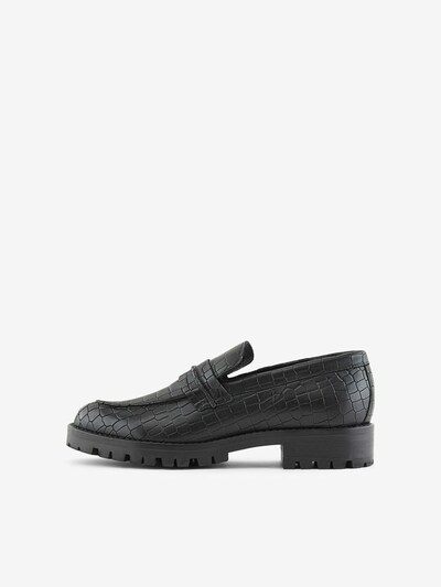 Y.A.S Chaussure à lacets en noir, Vue avec produit