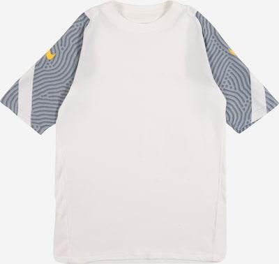 NIKE Koszulka funkcyjna 'Breathe Strike' w kolorze podpalany niebieski / białym, Podgląd produktu