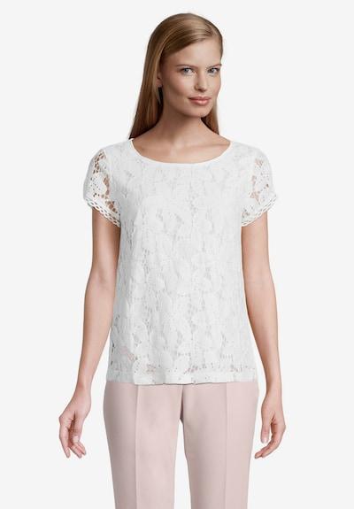 Betty & Co Bluse in weiß, Modelansicht