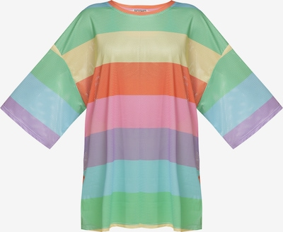 myMo ATHLSR Shirt in mischfarben, Produktansicht