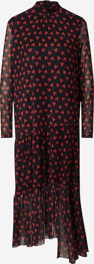 EDITED Šaty 'Licia' - červená / černá, Produkt