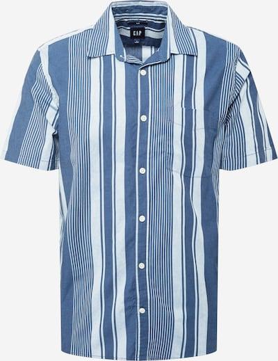 GAP Košile - chladná modrá / světlemodrá / bílá, Produkt