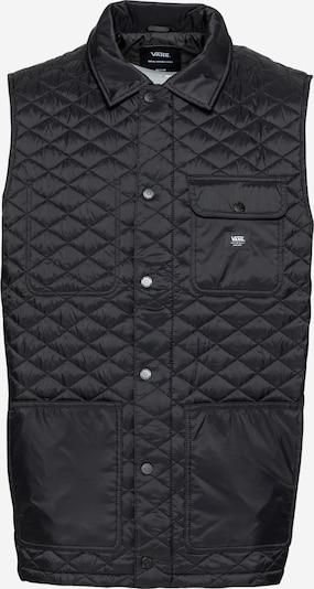 VANS Vest in black, Item view