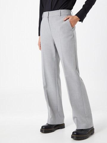 SELECTED FEMME Pantalon 'Rita' in Grijs