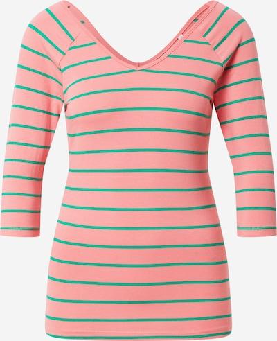 ONLY Shirt 'FIFI ' in grün / rosa, Produktansicht