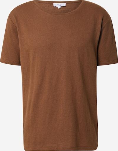 DAN FOX APPAREL Tričko 'Sven' - karamelová, Produkt