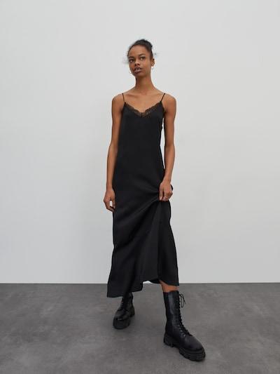 EDITED Kleita 'Shanice' melns, Modeļa skats