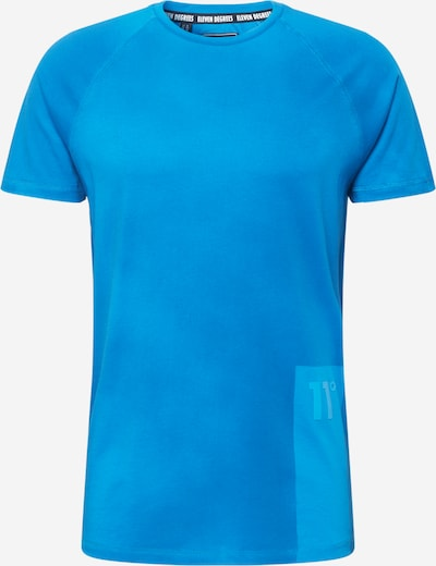 11 Degrees T-Shirt in himmelblau / hellblau, Produktansicht