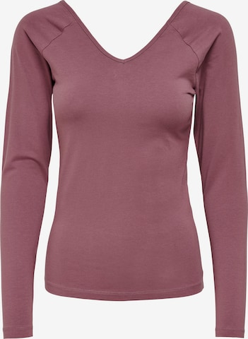 ONLY Shirt 'Fifi' in Pink