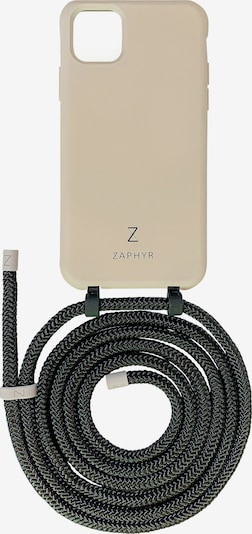 ZAPHYR Handyhülle mit Handykette 'iPhone 11 Pro Max' in grau / schwarz, Produktansicht