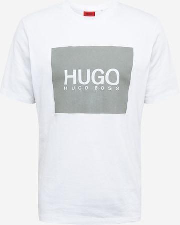 HUGO Shirt 'Dolive' in White