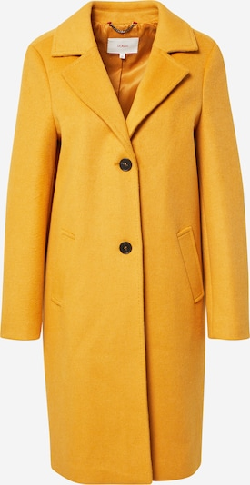 Palton de primăvară-toamnă s.Oliver pe galben închis, Vizualizare produs