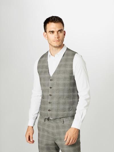 CINQUE Prsluk od odijela u siva: Prednji pogled