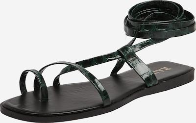 Raid Sandale 'KERI' in dunkelgrün, Produktansicht