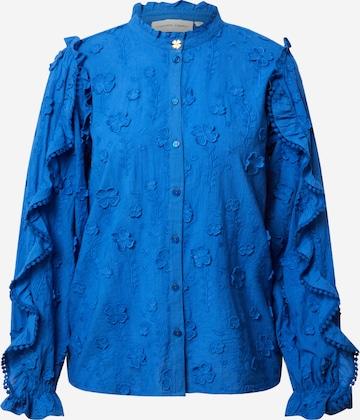 Fabienne Chapot Pluus 'Josefin', värv sinine