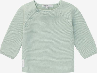 Geacă tricotată 'Pino' Noppies pe verde mentă, Vizualizare produs