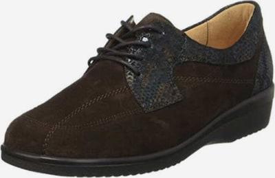 Ganter Schnürschuhe in braun, Produktansicht