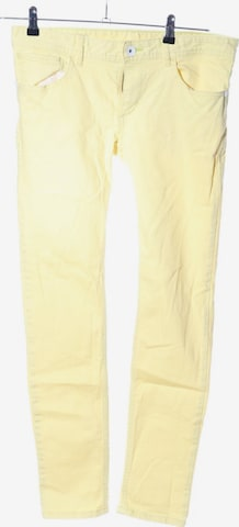 ADIDAS NEO Skinny Jeans in 30-31 in Gelb