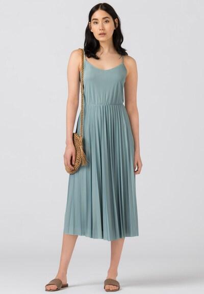 HALLHUBER Kleid in rauchblau, Modelansicht