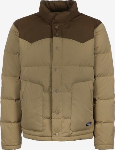 PATAGONIA Winterjas ' Bivy Down ' in de kleur Beige / Bruin, Productweergave