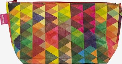paprcuts Kulturtasche in mischfarben, Produktansicht