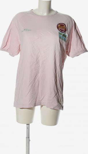 JACK & JONES T-Shirt in XL in grün / pink, Produktansicht
