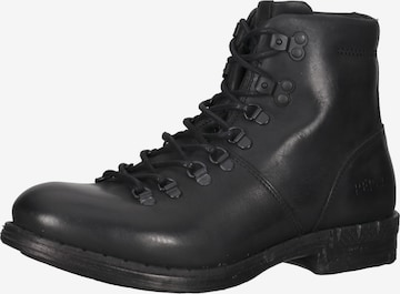 REPLAY Lace-up boot 'Winchester' in Black