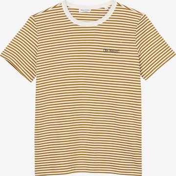 Marc O'Polo T-Shirt in Gelb