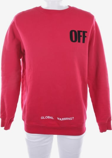 Off-White Sweatshirt in S in rot, Produktansicht