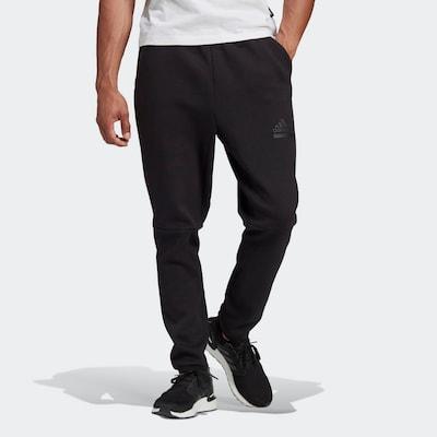 ADIDAS PERFORMANCE Sporthose in schwarz, Modelansicht