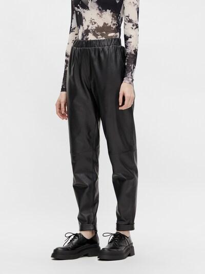 OBJECT Pants 'Teresa' in Black, View model