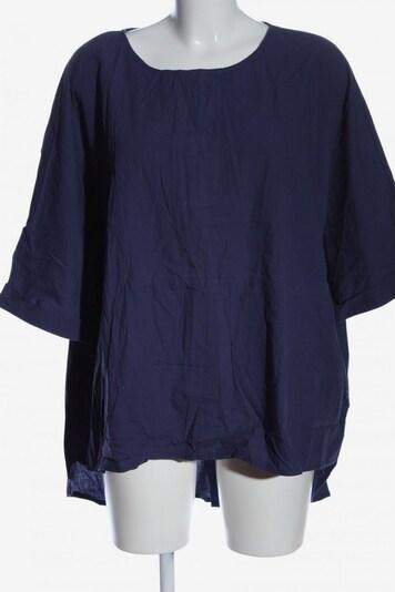 Zanzea Kurzarm-Bluse in XXL in blau, Produktansicht