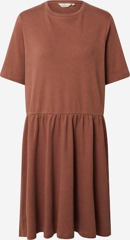basic apparel Kleid 'Signe' in Braun