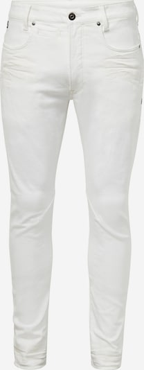 G-Star RAW Jeans 'D-Staq' in white denim, Produktansicht