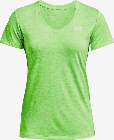 UNDER ARMOUR Sportshirt ' Tech ' in neongrün, Produktansicht