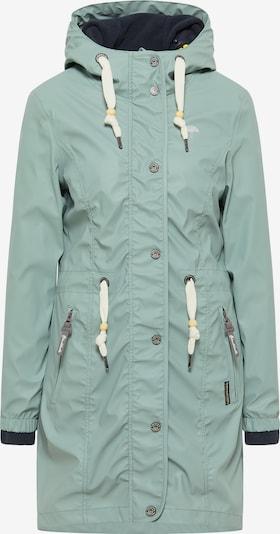 Schmuddelwedda Between-Seasons Coat in Mint, Item view