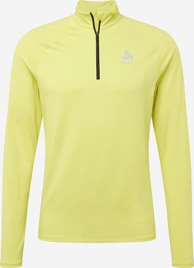 ODLO Funkcionalna majica | limonino-rumena barva, Prikaz izdelka