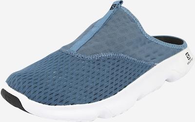 Sandale SALOMON pe albastru porumbel, Vizualizare produs