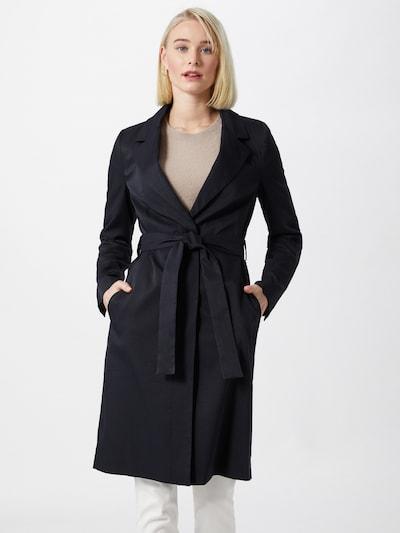 DRYKORN Mantel 'PLYMOUTH' in nachtblau, Modelansicht
