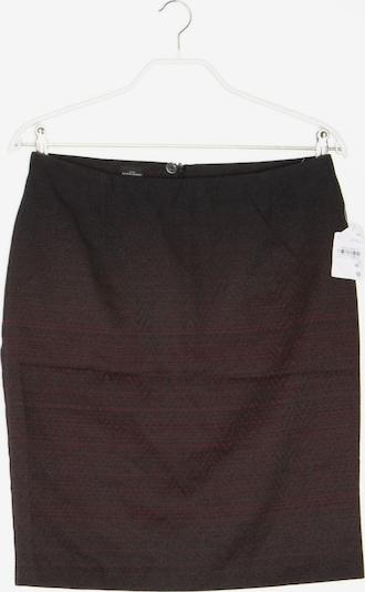 Your 6th Sense Skirt in L in Burgundy / Black, Item view