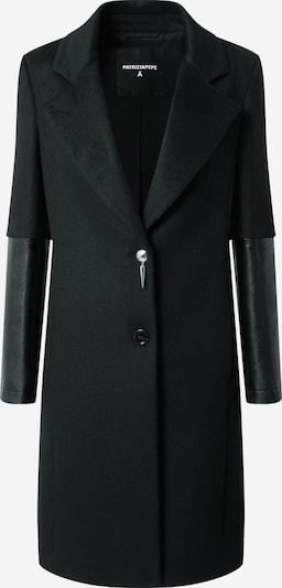 PATRIZIA PEPE Between-seasons coat in black, Item view