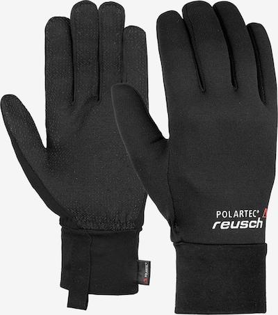 REUSCH Fingerhandschuhe 'Power Stretch® Touchscreen-kompatibel' in schwarz, Produktansicht