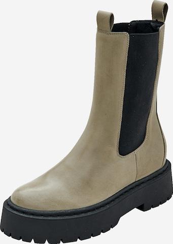 EDITED Chelsea Boots 'Gudrun' in Beige